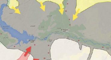 Sirijska vojska na samo 20 km od Raqqe