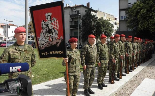 Danas obljetnica 113. brigade Zbora narodne garde.