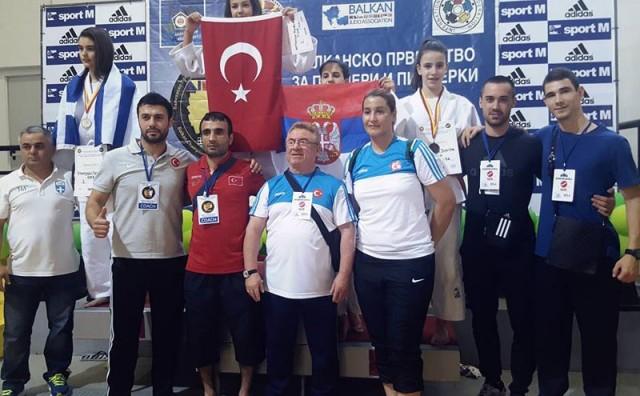 Brvenik i Čvoro članovi JK Borsa brončani na Balkanskom judo prvenstvu