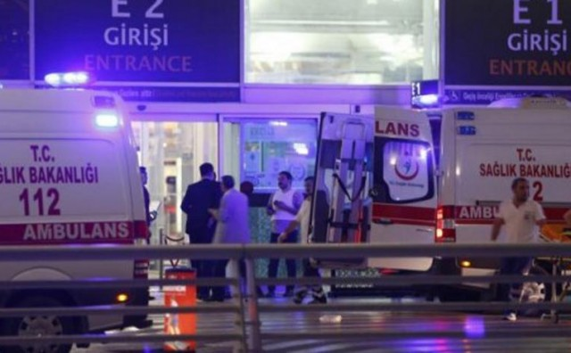 Snažna eksplozija uzdrmala Istambul