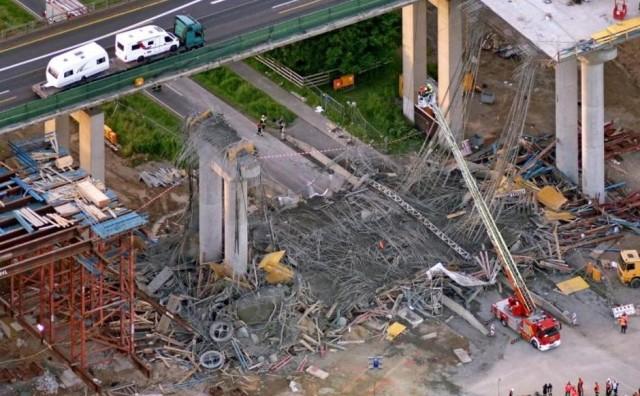 U Njemačkoj poginuo građevinski radnik Viadukta