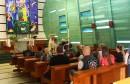 Posveta spomen kamenja za Zid sjećanja u Udbini