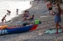 Ogromne gužve na plažama Jadrana