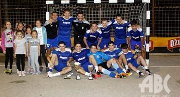 Mepas sa hrvatskim reprezentativcima pobjednik je 6. izdanja turnira u Crnču
