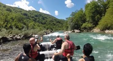 U raftingu uživaju domaći i gosti iz cijelog svijeta