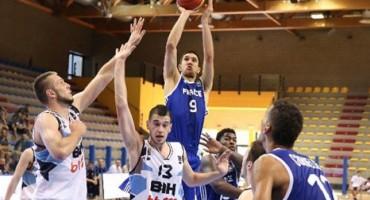 Košarkaši BiH poraženi od Hrvatske
