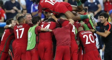Portugal i bez Ronalda osvojio europski naslov