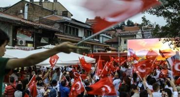 U Sarajevu skup podrške turskom narodu