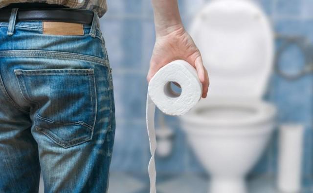 Više nikada nećete staviti papir na WC dasku - pa sjesti na to
