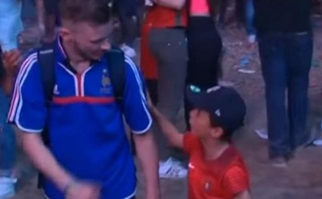 Euro 2016 - Najemotivniji trenutak koji će dirnuti svakoga!