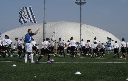 U Zagrebu od 8. do 13. kolovoza Juventusov kamp