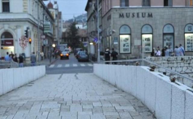 Sarajevo: Privedena jedna osoba zbog pucnjave na Latinskoj ćupriji