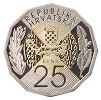 Nove kovanice od 25 kuna, a vi možete pomoći pri odluci kako će izgledati