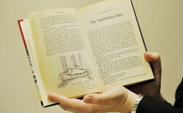 Zbog tiskarske greške ova knjiga vrijedi pravo malo bogatstvo
