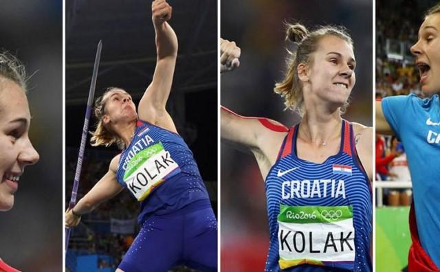 21-godišnja Sara Kolak iz Ludbrega ima zlato!