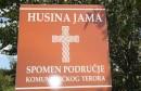 Husina jama: spomen na nevine žrtve jugo-komunizma