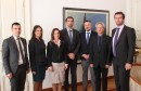 Predsjednik Federacije Bosne i Hercegovine Marinko Čavara razgovarao s predstavnicima njemačke Zaklade Hanns Seidel