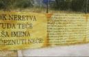 Bijelo Polje Mostar: Dok Neretva ovuda teče Vaša imena iščeznuti neće