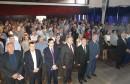 Dr. Dragan Čović sa izaslanstvom dao potporu listi HDZ-a BiH u Zenici