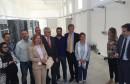 Ljubo Bešlić I Lars Gunnar Wigemark obišli gradilište gdje će biti postavljen uređaj za pročišćavanje otpadnih voda