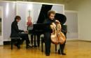 Prva večer Međunarodnog natjecanja mladih glazbenika Ferdo Livadić