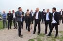 Dr. Dragan Čović sa izaslanstvom HDZ-a BiH  boravio u radnoj posjeti Bosanskom Grahovu