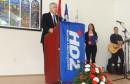 Dr. Dragan Čović uz stranačko izaslanstvo podržao koalicijske liste HDZ-a BiH za Konjic i Jablanicu