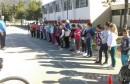 FPMOZ: Djeca iz osnovne škole Bartola Kašića obilježila svjetski Dan bez automobila