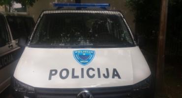 Teška prometna nesreća u Studencima na dionici ceste Ljubuški - Čapljina
