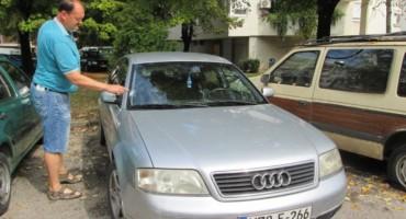 Čapljinac Krešo Medić tvrdi da je u automobilu doživio udar 'meteora'