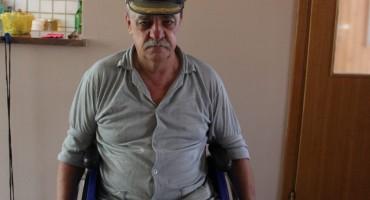 Poziv za pomoć 80 postotnom ratnome invalidu Đuri Kadežabeku iz Pakraca
