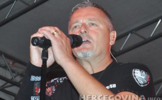 Thompson pjeva u Ljubuškom u povodu 25. obljetnice Krivodola