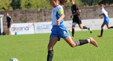 Mlada Maja Jelčić - nogometno čudo iz Čapljine