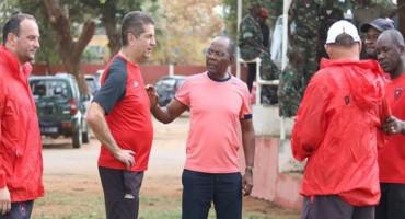 Dragan Jović na korak do titule prvaka Angole