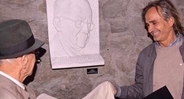 U Travniku otkrivena skulptura sa likom Ive Andrića