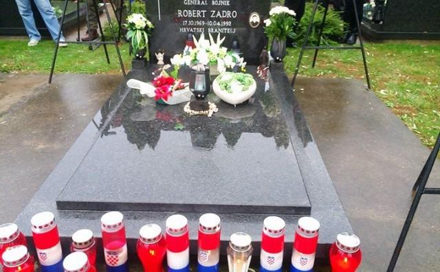 Na današnji dan poginuo Robert Zadro, heroj Domovinskoga rata