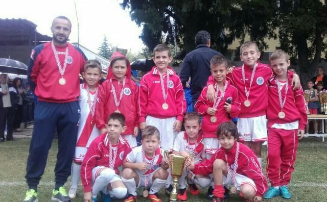 HŠK Zrinjski: Uspješan nastup mladih Plemića na Mandarina Cupu 2016