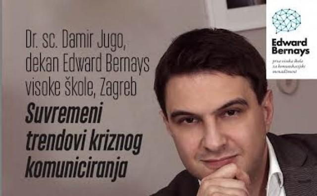 Mostar: Predavanje o temi Suvremeni trendovi kriznog komuniciranja