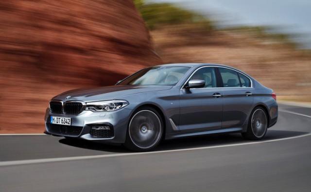 """BMW je predstavio sedmu generaciju """"Petice"""""""