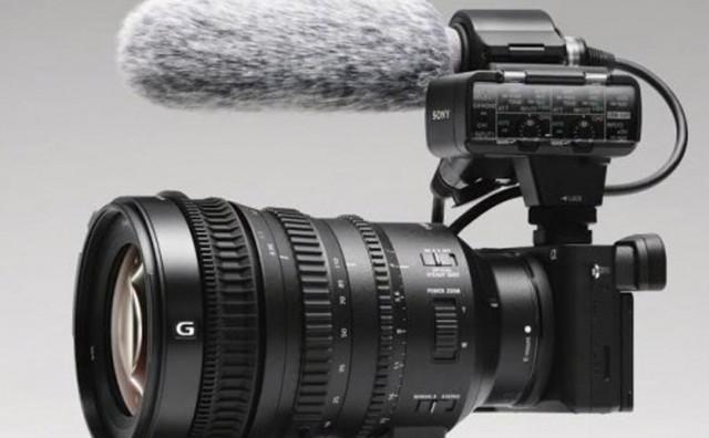 Novi svestrani fotoaparat – Sony α6500