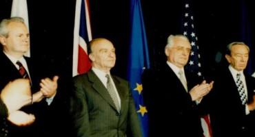 Na današnji dan dogovoren Daytonski mirovni sporazum