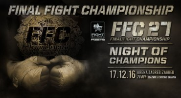 FFC 27 – Night of Champions: Denis Marjanović u borbi za titulu!