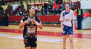 Rukometašica mostarske Katarine Maja Knezović novi lider na listi najboljih strijelaca PLBiH