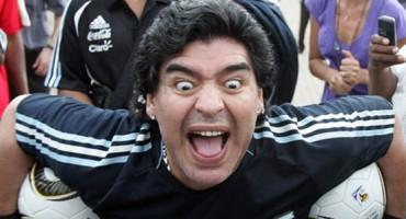 Maradona najavio da će tužiti proizvođača popularne igrice PES!