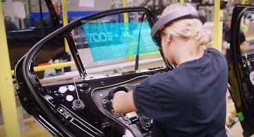 Volvo je jedna od prvih kompanija u svijetu koja koristi Microsoft HoloLens tehnologiju