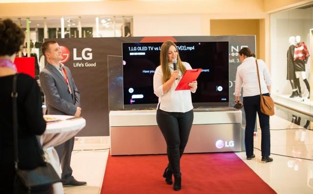 U Mostaru promoviran najveći televizor u regiji