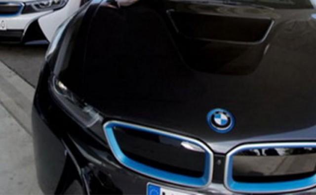 BMW štedi na ugljeničnim vlaknima