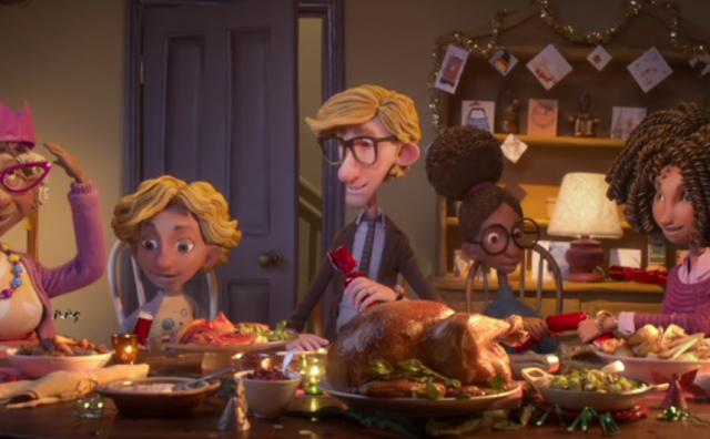 Pogledajte božićnu reklamu koja je mnoge oduševila