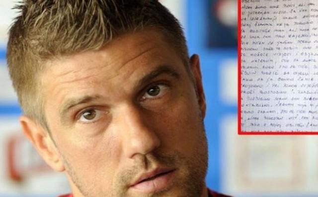 Zatvorenik nudi bubreg slavnom hrvatskom nogometašu