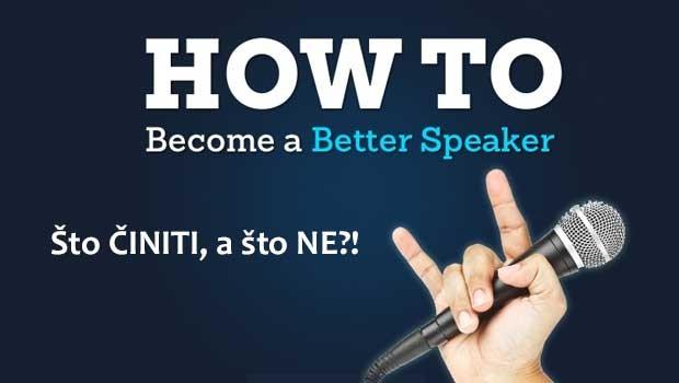 Javno govorništvo drevna je vještina duboko usađena u naš um